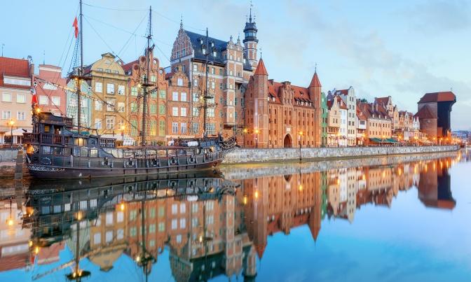 Travelling to Denmark & Sweden